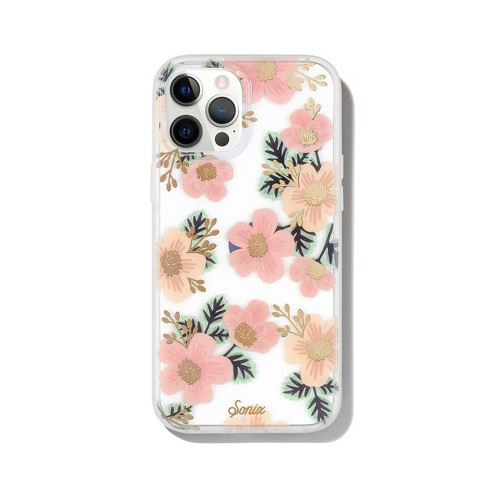 Sonix Apple iPhone Clear Coat Case - Southern Floral - image 1 of 4