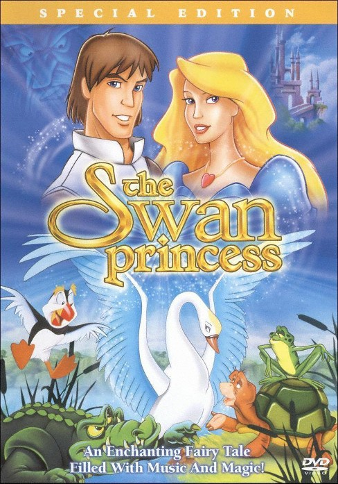 The Swan Princess (Special Edition) (dvd_video) - image 1 of 1