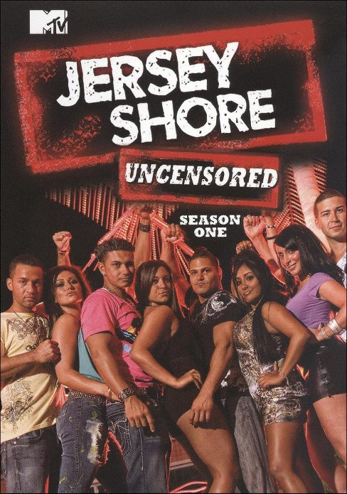 Jersey Shore: Season One Uncensored [3 Discs] - image 1 of 1