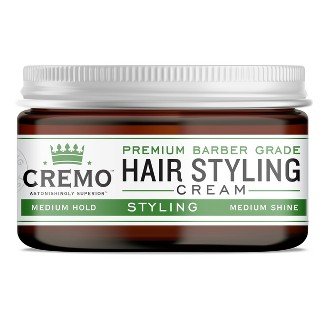 Cremo Styling Pomade - 4oz