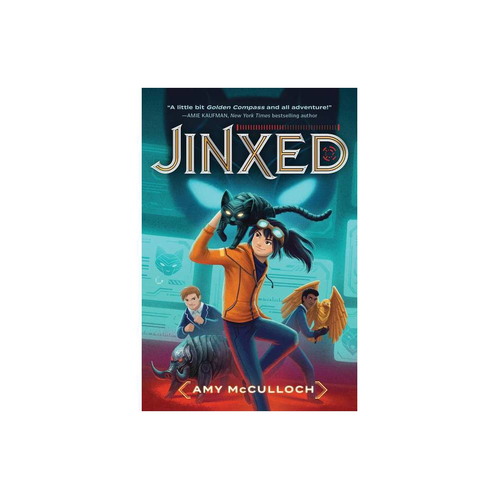Jinxed By Amy Mcculloch Paperback