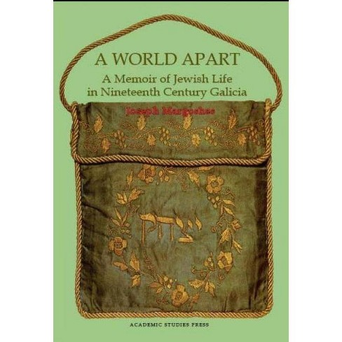 A World Apart - (Judaism and Jewish Life) by  Joseph Margoshes (Paperback) - image 1 of 1
