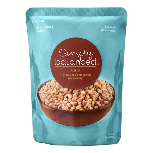 Farro Microwaveable Pouch 8oz - Simply Balanced™ - image 1 of 3