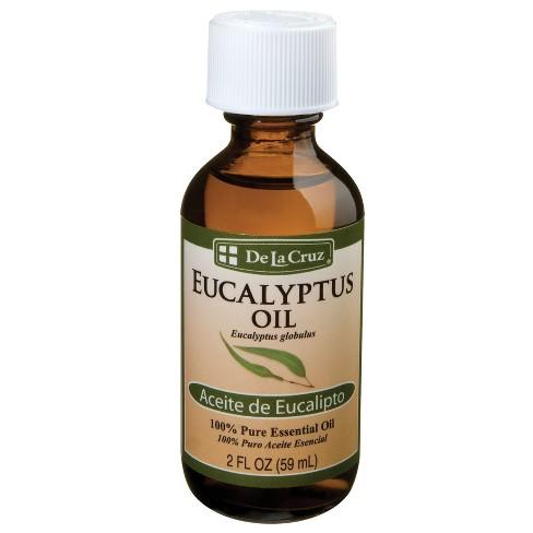 f8606611ecb7 De La Cruz Pure Eucalyptus Oil - 2 Fl Oz   Target