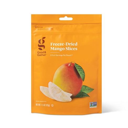 Freeze Dried Mango Slices - 1.5oz - Good & Gather™ - image 1 of 2