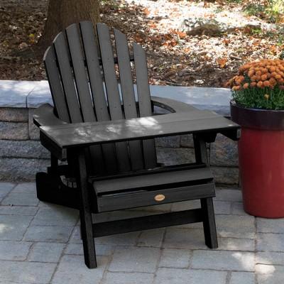Hamilton Folding U0026 Reclining Adirondack Chair With Adirondack Table    Highwood : Target