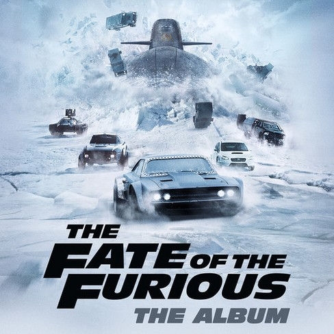 Various - Fate Of The Furious:Album (Ost) (CD) - image 1 of 1