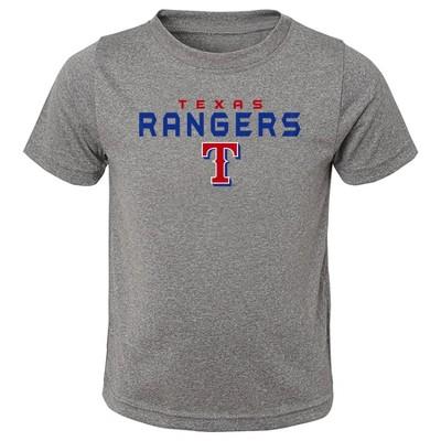 MLB Texas Rangers Boys' Performance T-Shirt