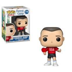 Funko POP! Movies: Forrest Gump - Forrest Gump (Red Ping Pong Outfit)