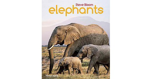 Elephants : A Book for Children (Reprint) (Paperback) (David Henry  Wilson) - image 1 of 1
