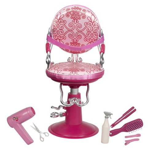 Our Generation® Sitting Pretty Salon Chair - image 1 of 3