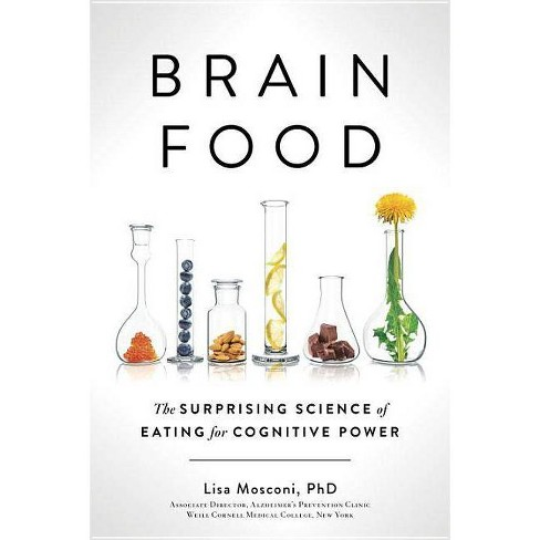 Brain Food - by  Lisa Mosconi (Hardcover) - image 1 of 1
