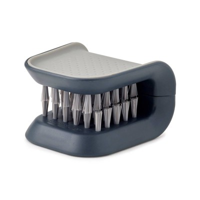 Joseph Joseph BladeBrush Knife and Cutlery Cleaner - Gray