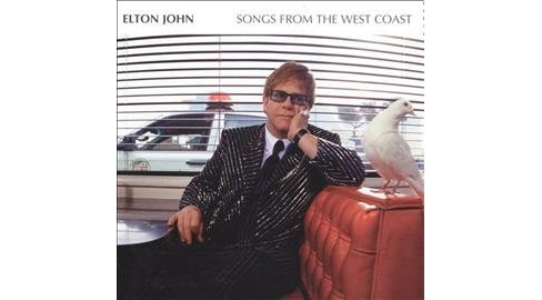 Elton John - Songs From The West Coast (Vinyl) - image 1 of 1