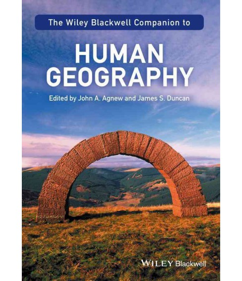 Wiley Blackwell Companion to Human Geography (Reprint) (Paperback) - image 1 of 1