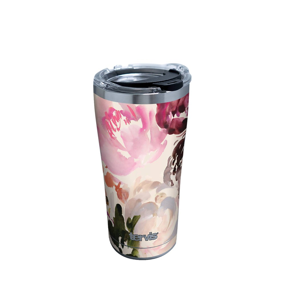 Coupons Tervis 20oz Stainless Steel Tumbler - Kelly Ventura Posy