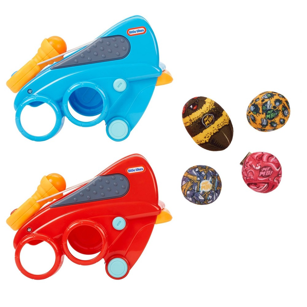 Little Tikes My First Mighty Sling Blaster 2pk