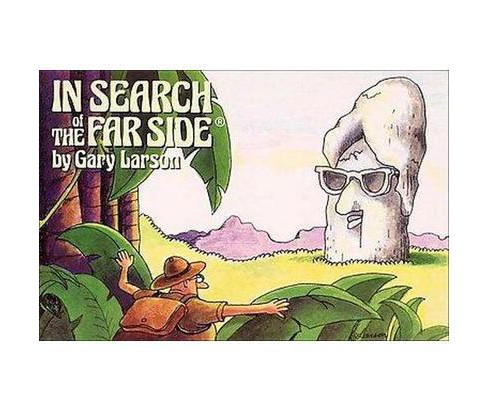In Search of the Far Side (Paperback) (Gary Larson) - image 1 of 1