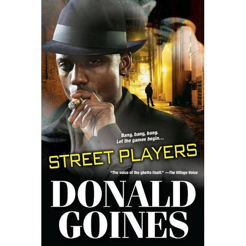 Street Players - by  Donald Goines (Paperback) - image 1 of 1
