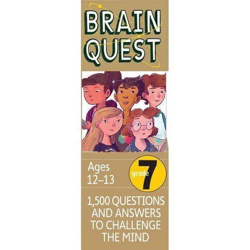 Brain Quest Grade 7 by Chris Welles Feder - image 1 of 1