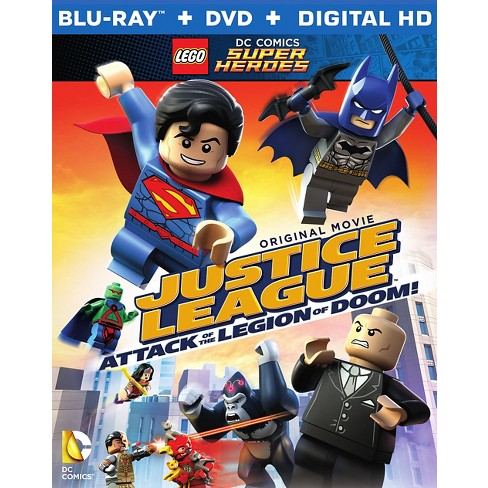 LEGO DC Comics Super Heroes: Justice League - Attack of the Legion of Doom - image 1 of 1