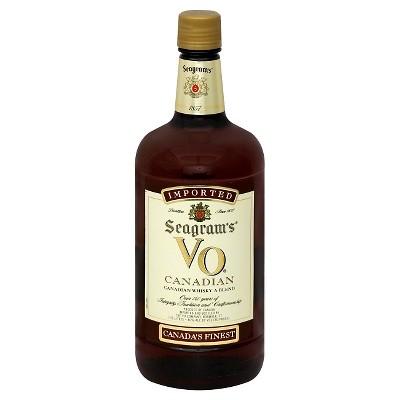 Seagram's VO Canadian Whisky - 1.75L Bottle