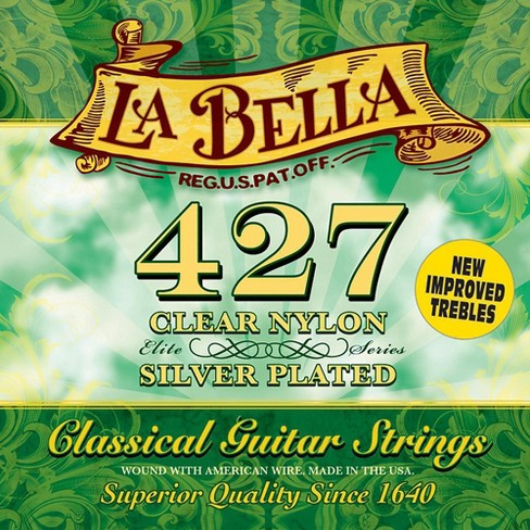 LaBella 427 Pacesetter Elite Classical Guitar Strings - image 1 of 1