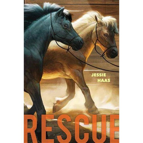 Rescue - by  Jessie Haas (Hardcover) - image 1 of 1