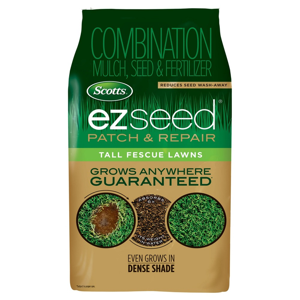 Image of Scotts EZ Seed Tall Fescue 10lb