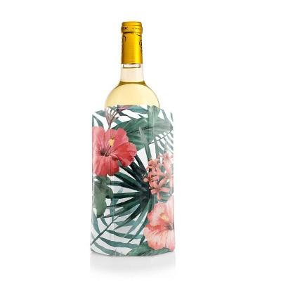 Vacu Vin Active Cooler Wine Limited Edition Botanical Print