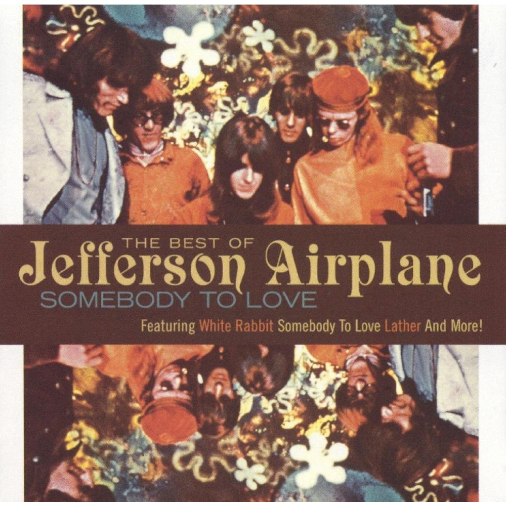 Jefferson airplane - Somebody to love:Best of jefferson a (CD)