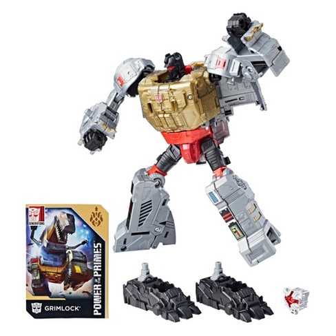 Transformers Generations Power of the Primes Voyager Class Grimlock - image 1 of 8