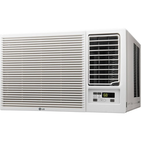 LG Electronics 23 000 BTU 230V Window Mounted Air Conditioner with 11,600 BTU Supplemental Heat Function - image 1 of 3