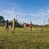 Beyond Outdoors Standard Volleyball/Badminton Set - image 2 of 4
