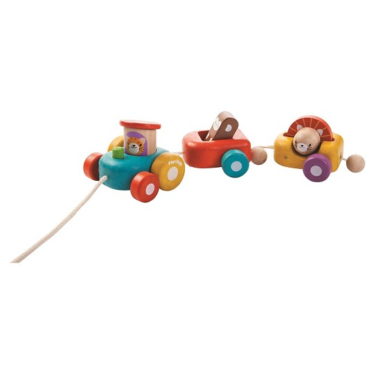 PlanToys Happy Engine, push and pull toys image number null