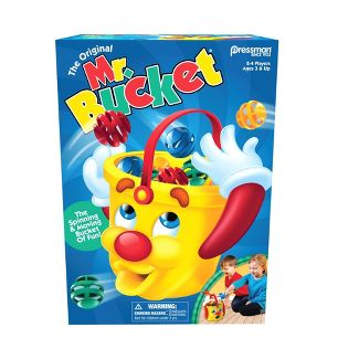 Pressman Mr. Bucket Game