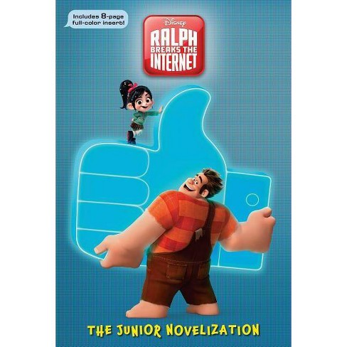 Ralph Breaks the Internet the Junior Novelization -  (Paperback) - image 1 of 1