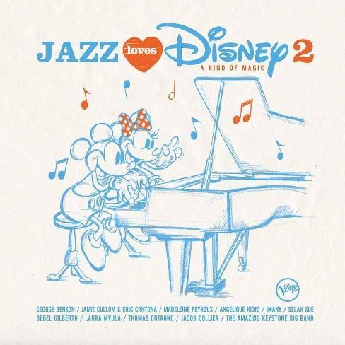 Various Artists - Jazz Loves Disney 2 (CD) - image 1 of 1