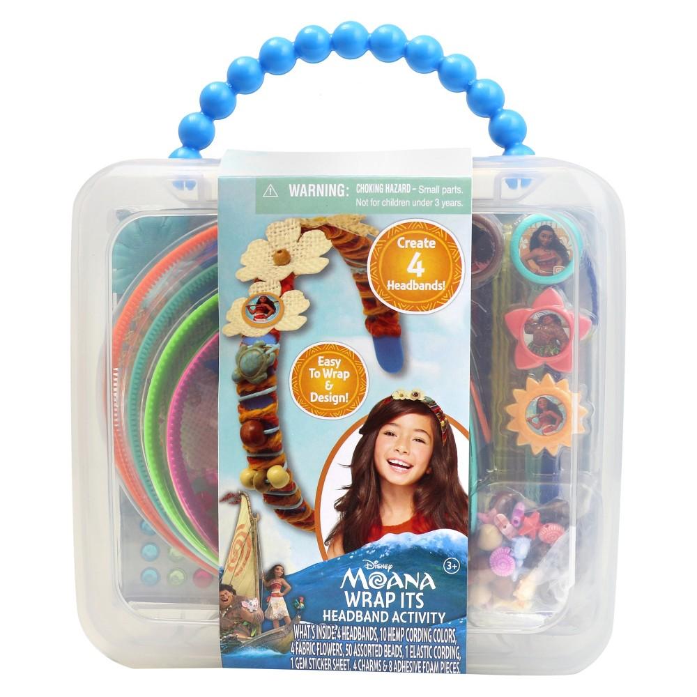 Moana Wrap Its Headband Carry Case