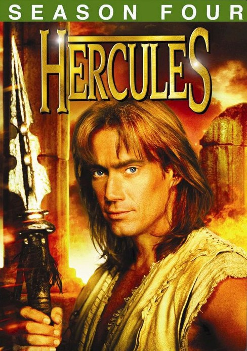Hercules:Legendary Journeys Season 4 (DVD) - image 1 of 1
