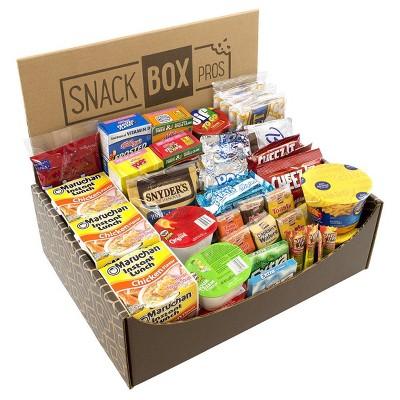 Candy.com Reserve Dorm Room Survival Snack Box