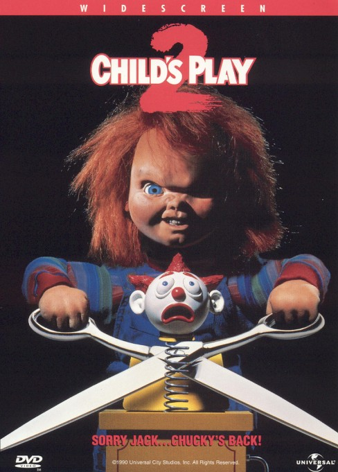 Childs play 2 (DVD) - image 1 of 1