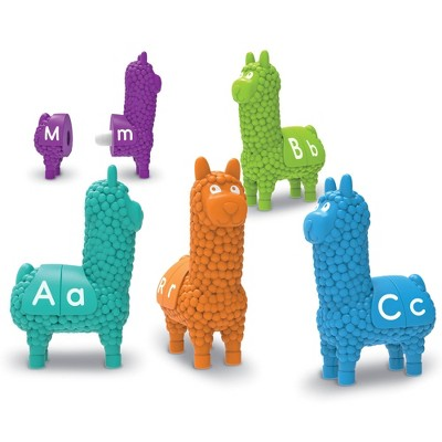 Learning Resources Snap n Learn Letter Llamas
