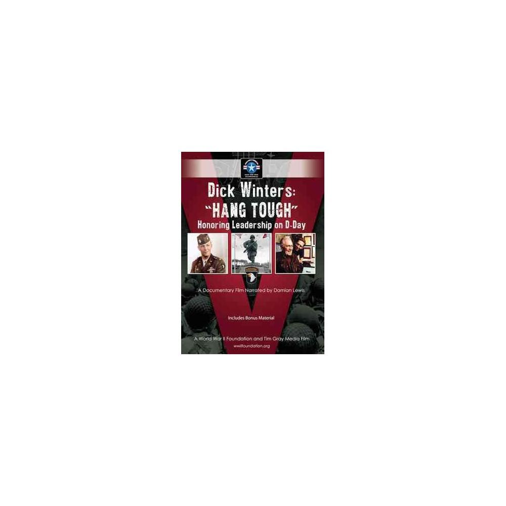 Dick Winters:Hang Tough Honoring Lead (Dvd)