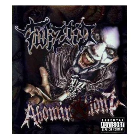 Twiztid - Abominationz (Madrox Version) (PA) (CD) - image 1 of 1