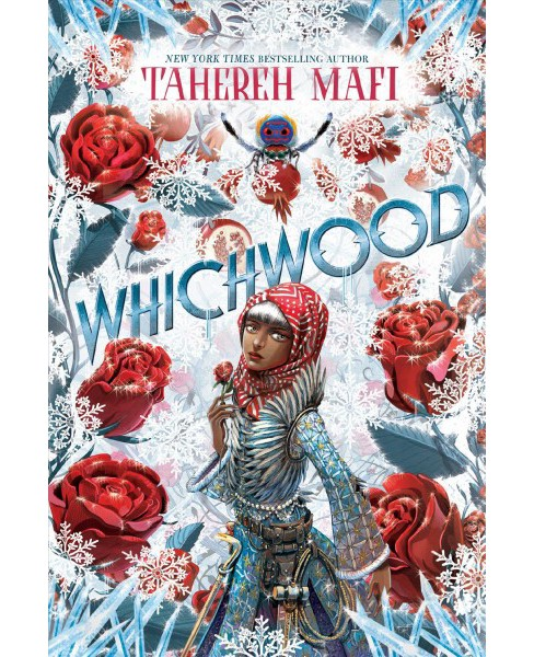 Whichwood -  Reprint by Tahereh Mafi (Paperback) - image 1 of 1