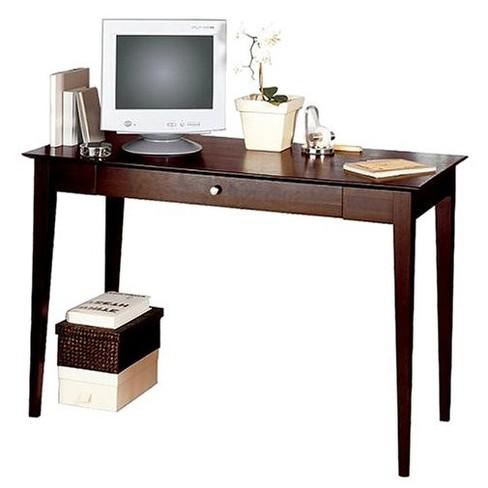 Dolce Desk Dark Walnut - Linon - image 1 of 1