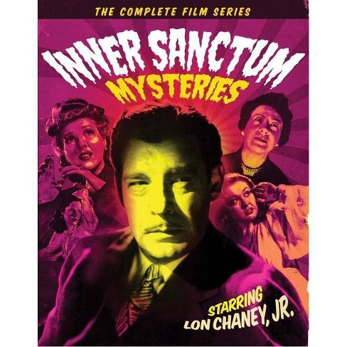 Inner Sanctum Mysteries: The Complete Movie Collection (Blu-ray) - image 1 of 1