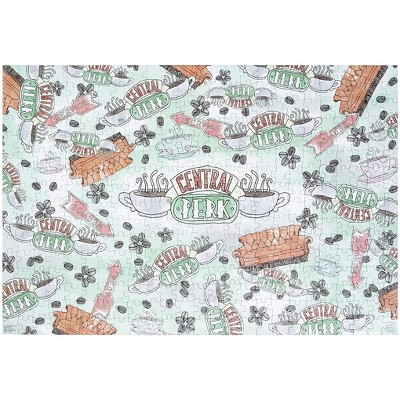 Paladone Products Ltd. Friends Central Perk Coffee Cup 400 Piece Jigsaw Puzzle