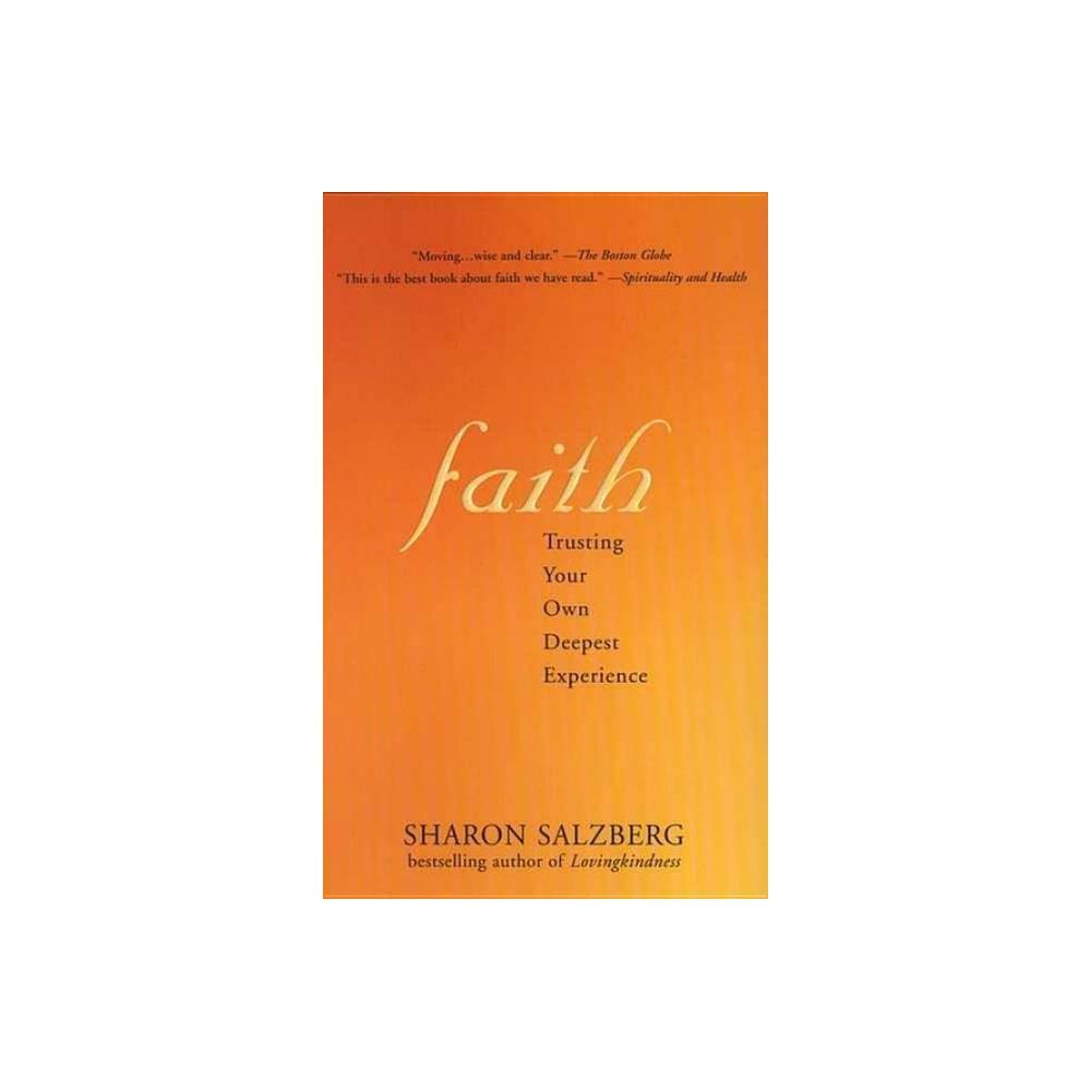 Faith Faith By Sharon Salzberg Paperback